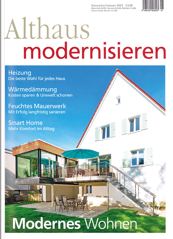Althaus modernisieren im Lesezirkel mieten statt kaufen