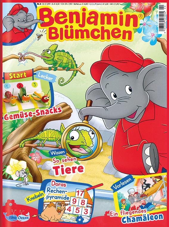 Benjamin Blümchen im Lesezirkel mieten statt kaufen