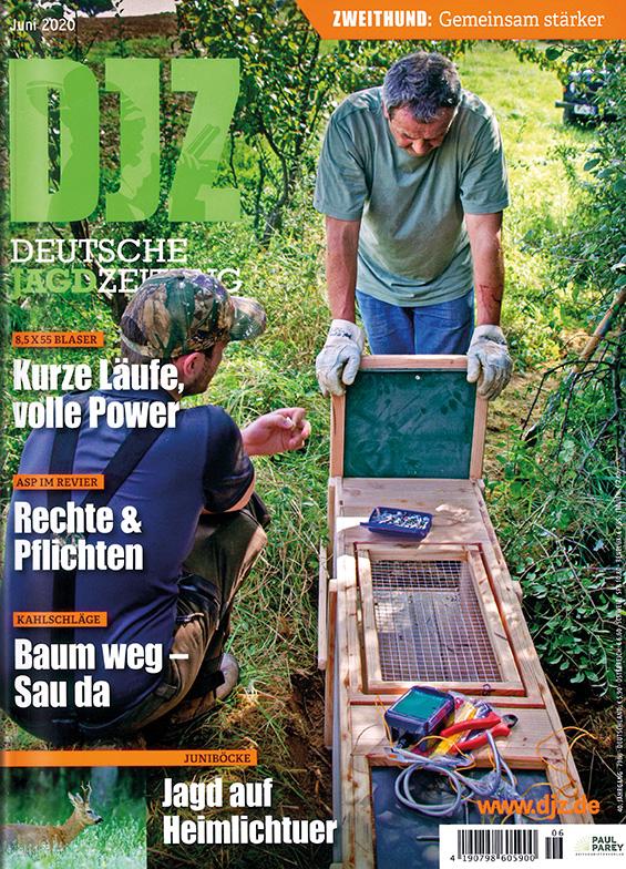 Deutsche Jagdzeitung im Lesezirkel mieten statt kaufen