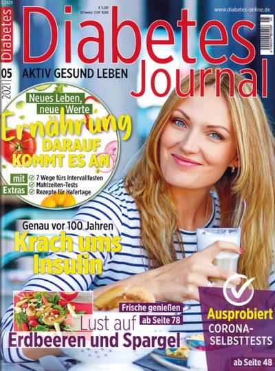 Diabetes Journal im Lesezirkel mieten statt kaufen