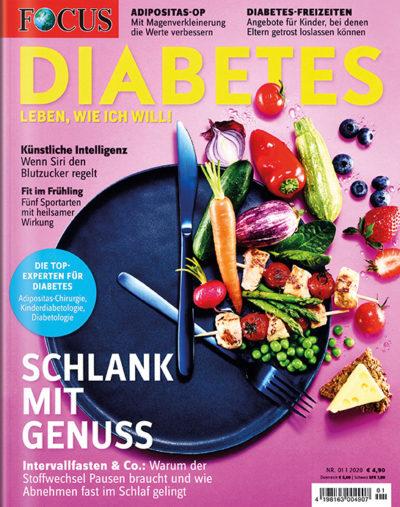 FOCUS Diabetes im Lesezirkel mieten statt kaufen
