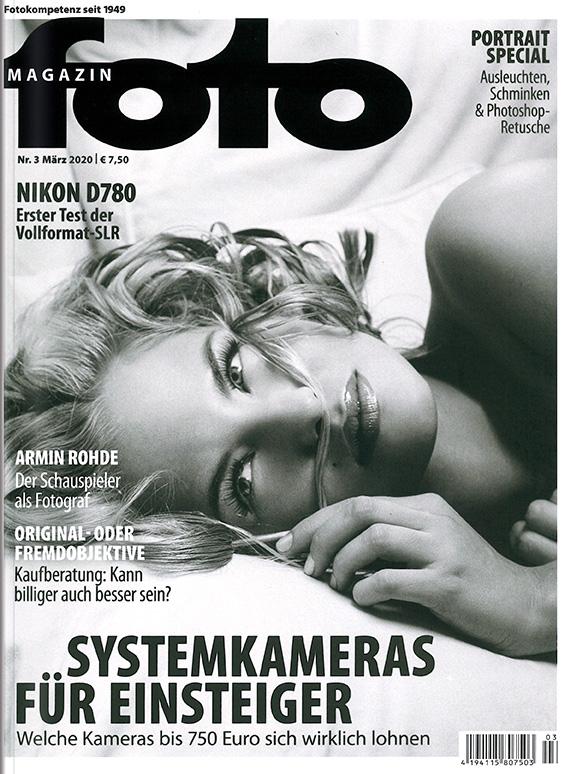 Foto Magazin im Lesezirkel mieten statt kaufen