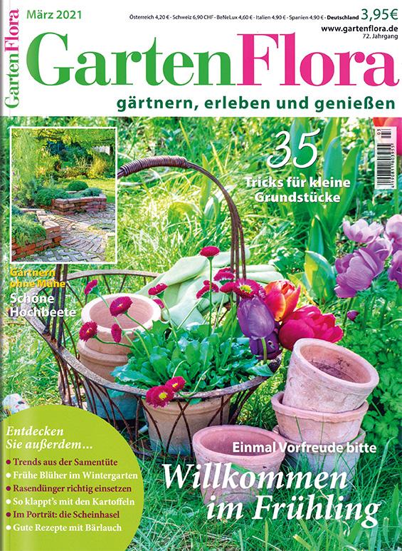 GartenFlora im Lesezirkel mieten statt kaufen