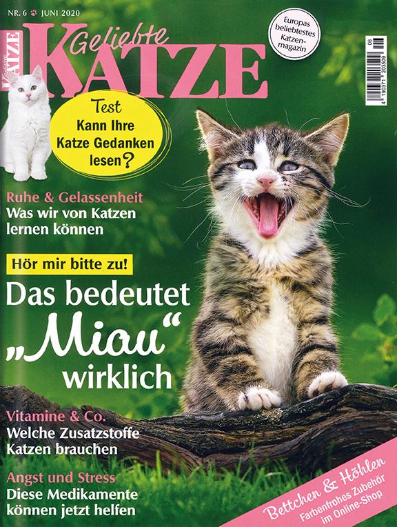 Geliebte Katze im Lesezirkel mieten statt kaufen