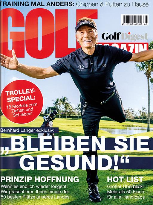 Golf Journal im Lesezirkel mieten statt kaufen