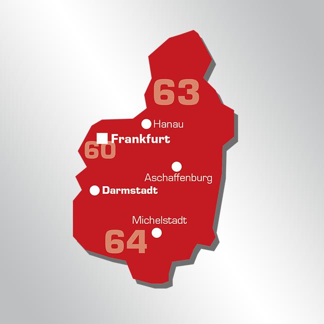 Liefergebiet Rhein-Main Lesezirkel Becker+Stahl OHG