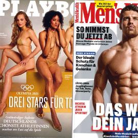 Männerzeitschriften