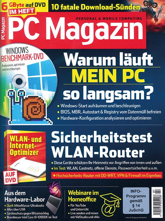 PC Magazin im Lesezirkel mieten statt kaufen