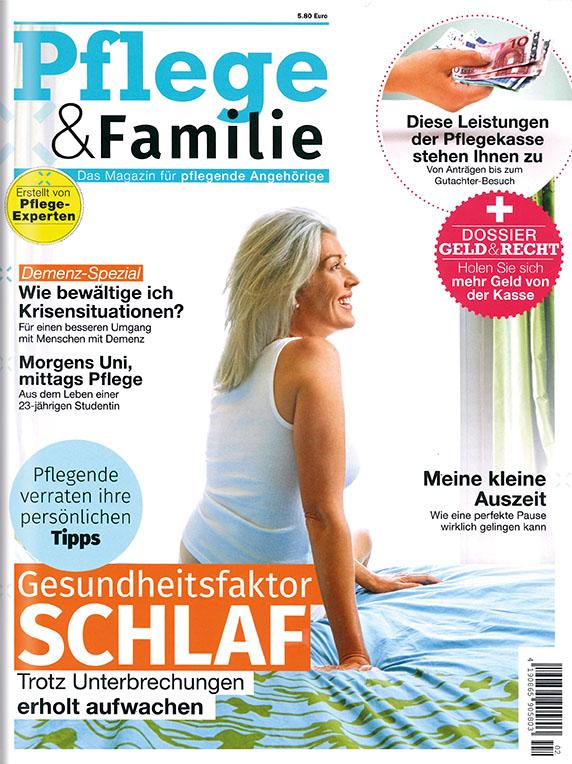 Pflge & Familie im Lesezirkel Becker+Stahl mieten