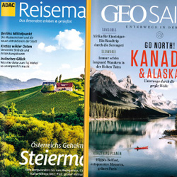 Reisemagazine
