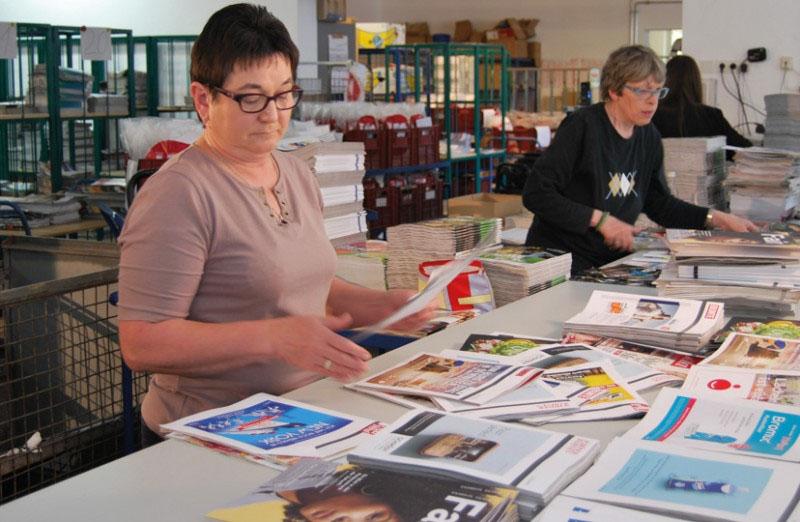 Sortierung der Lesezirkel-Zeitschriften