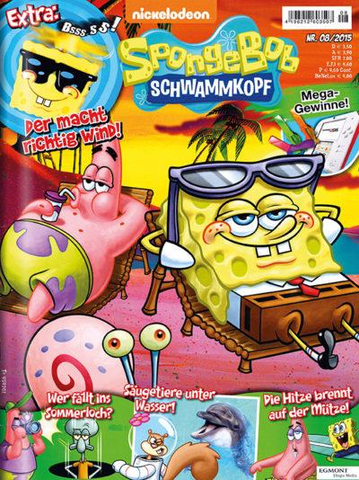 Sponge Bob im Lesezirkel mieten statt kaufen