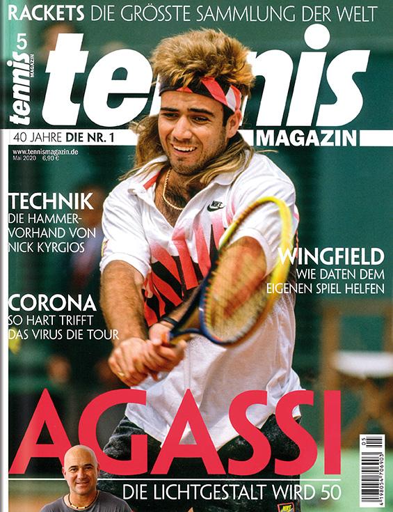 Tennis Magazin im Lesezirkel mieten statt kaufen