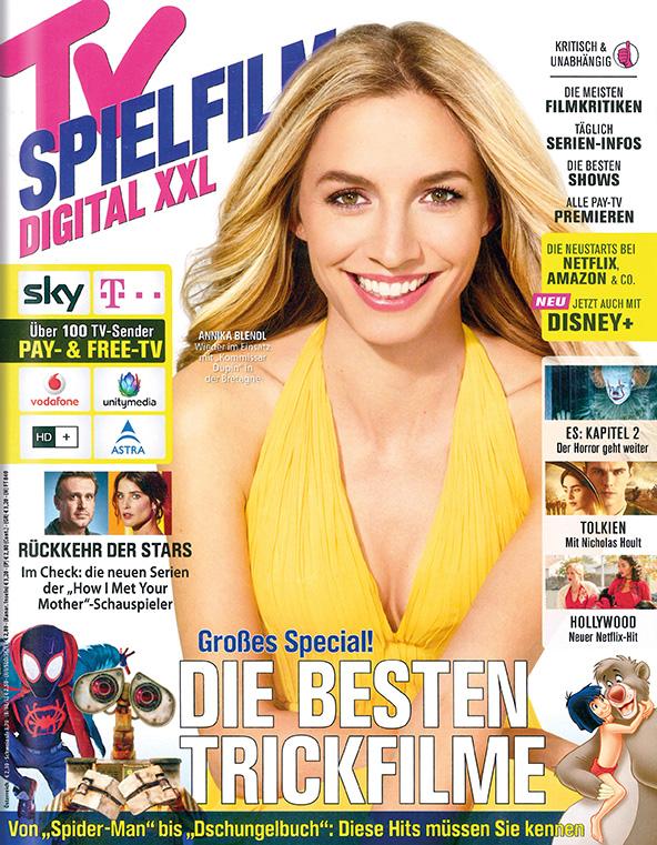 TV Spielfilm Digital XXL im Lesezirkel kaufen